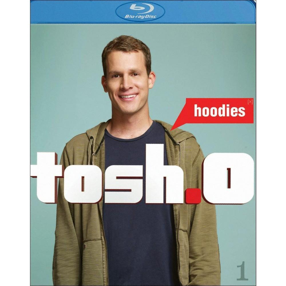 Tosh 0:Hoodies (Blu-ray), Movies Tosh 0:Hoodies (Blu-ray), Movies