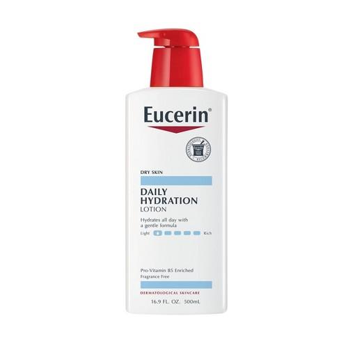Eucerin Daily Hydration Body Lotion - 16.9oz
