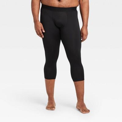 Men's Fitted 3/4 Tights - All in Motion™