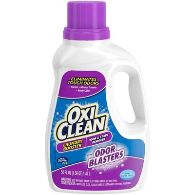OxiClean Odor Blaster Laundry Stain Remover - 50 fl oz