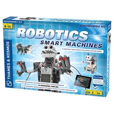 Thames & Kosmos Robotics: Smart Machines