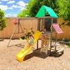 KidKraft Newport Wooden Swing Set/Playset - image 4 of 4