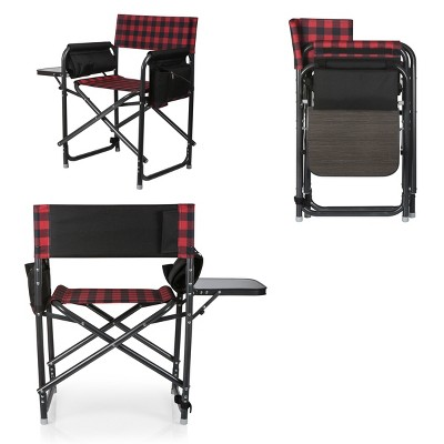Picnic Time Outdoor Folding Chair : Target