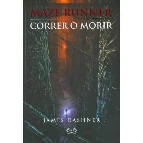 Maze Runner - (Maze Runner Trilogy) by  James Dashner (Paperback) - image 1 of 1