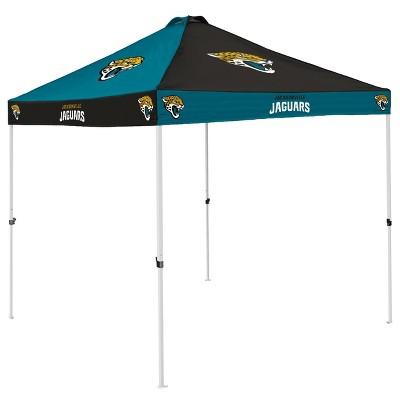 NFL Jacksonville Jaguars Checkerboard Canopy