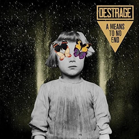 Destrage - Means To No End (Vinyl) - image 1 of 1