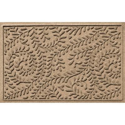 2'x3' Aqua Shield Boxwood Indoor/Outdoor Doormat - Bungalow Flooring