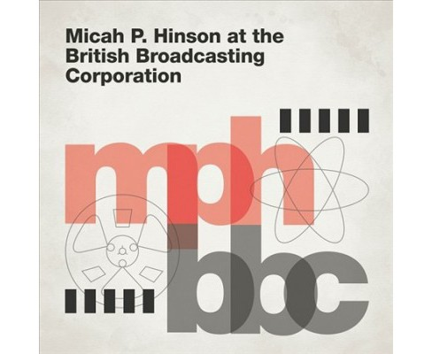 Micah P. Hinson - At The British Broadcasting Corporati (Vinyl) - image 1 of 1