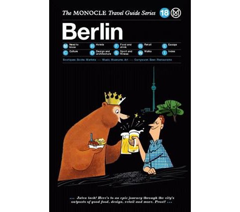 Monocle Berlin (Hardcover) - image 1 of 1