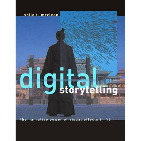 Digital Storytelling - (Mit Press) by  Shilo T McClean (Paperback) - image 1 of 1