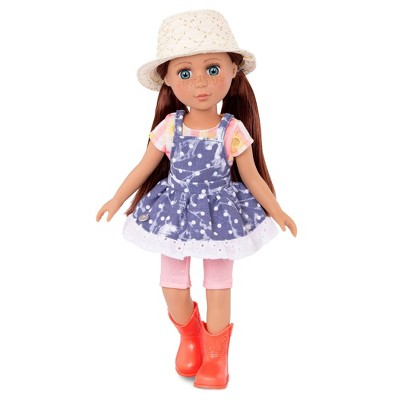 Glitter Girls Poseable Doll - Hallie