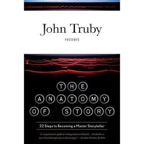 Image result for The Anatomy of Story by John Truby
