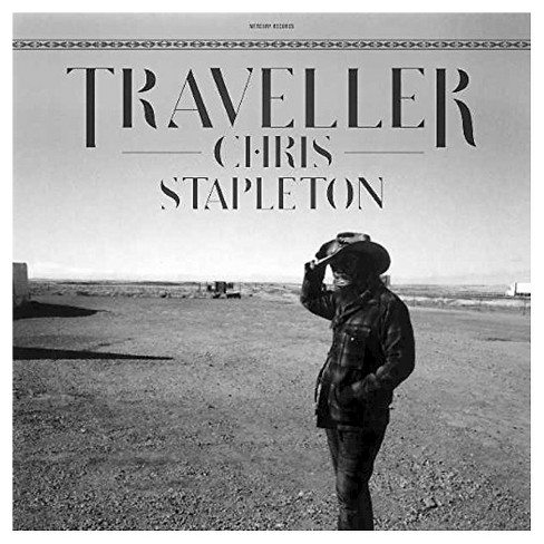 Chris Stapleton- Traveller (LP) (Vinyl) - image 1 of 1
