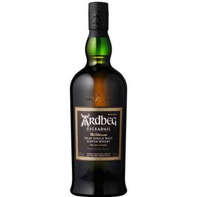 Ardbeg Uigeadail Islay Single Malt Scotch Whisky  - 750ml Bottle