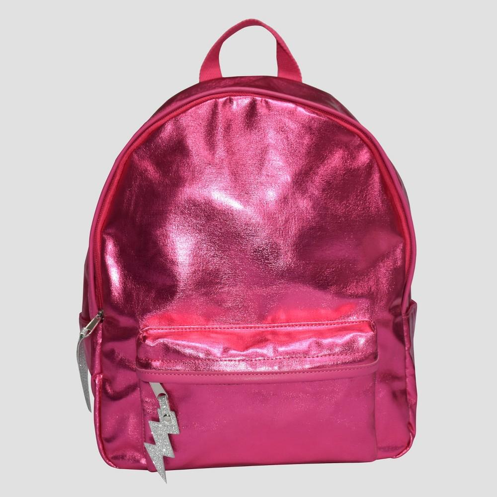 Kids' Metallic Backpack - Cat & Jack Pink