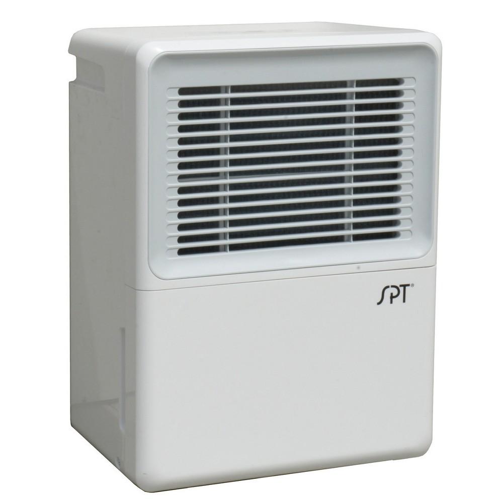 70 Pint Dehumidifier with Pump White - Sunpentown