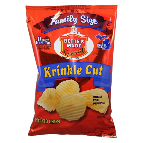 Better Made Special Krinkle Cut Potato Chips - 10oz - image 1 of 1