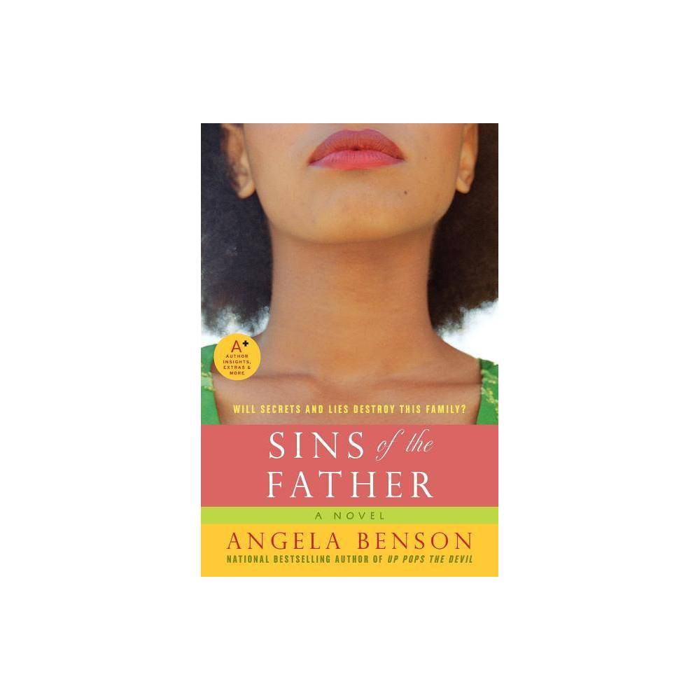 Sins Of The Father By Angela Benson Paperback