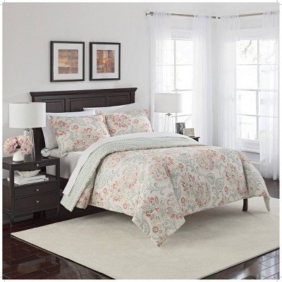 Carlisle Bedding and Bath Collection - Marble Hill