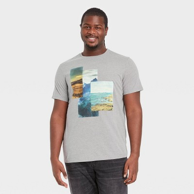 Big and Tall Shirts Men/'s Big and Tall Graphic T-Shirt Men/'s Shirts Calligram Shirts Homer Words