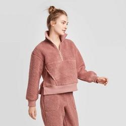Women's Sherpa Pullover - JoyLab™