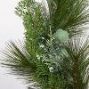 Pine and Eucalytus Garland - Threshold™ designed with Studio McGee - image 3 of 4