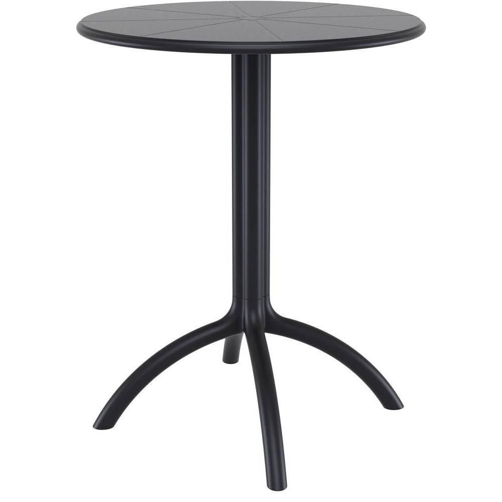 "Image of ""2pk Octopus 23.62"""" Table 60 - Black - Resol"""