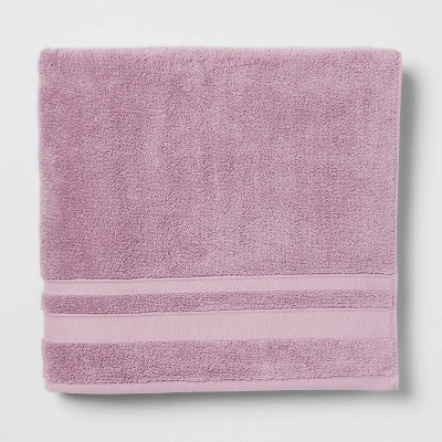 Performance Bath Towel Lilac Purple - Threshold™