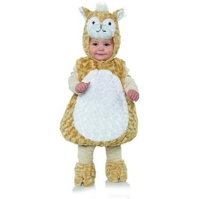 Underwraps Costumes Llama Belly Babies Toddler Costume