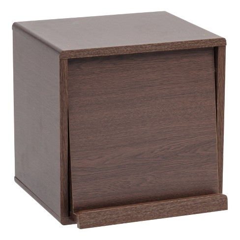 Storage Cube With Flap - image 1 of 5