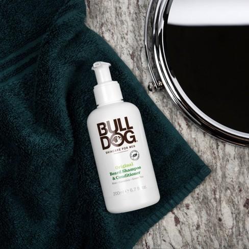 Bulldog Original Beard Shampoo & Conditioner - 6 7 oz