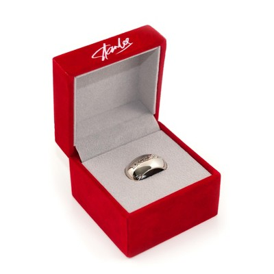 Nerd Block Stan Lee Excelsior Replica Ring Limited Edition Box
