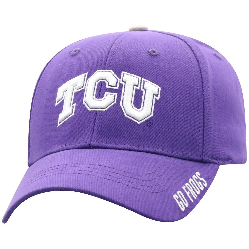 NCAA Men's Tcu Horned Frogs TC Toner Hat