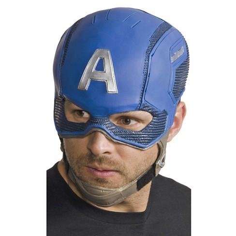 The Avengers: Age of Ultron Men's Captain America Mask - image 1 of 1