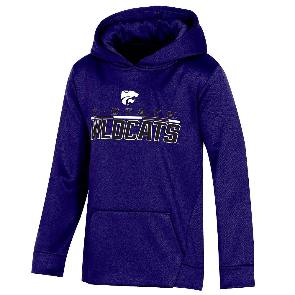 Ncaa Kansas State Wildcats Boys 39 Pullover Hoodie M