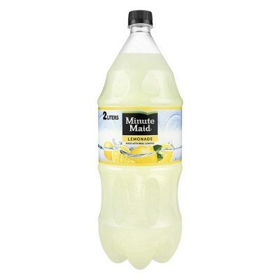 Minute Maid Lemonade - 2 L Bottle