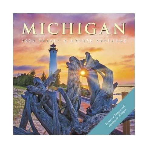 Michigan 2020 Calendar Michigan 2020 Calendar   (Paperback) : Target