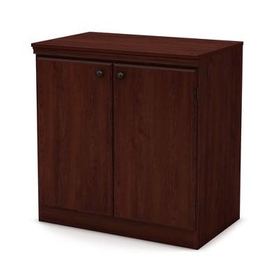 Morgan Storage Cabinet Royal Cherry - South Shore