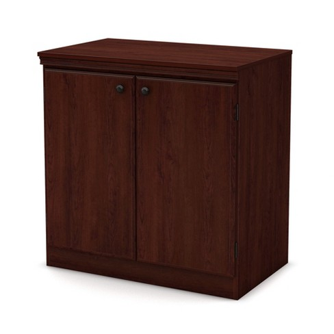 Morgan Storage Cabinet Royal Cherry - South Shore - image 1 of 3