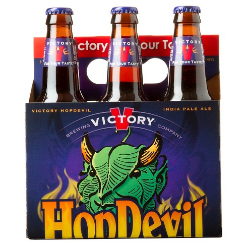 Victory® HopDevil - 6pk / 12oz Bottles - image 1 of 1