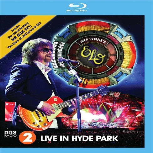Elo - Live in hyde park (Blu-ray) - image 1 of 1