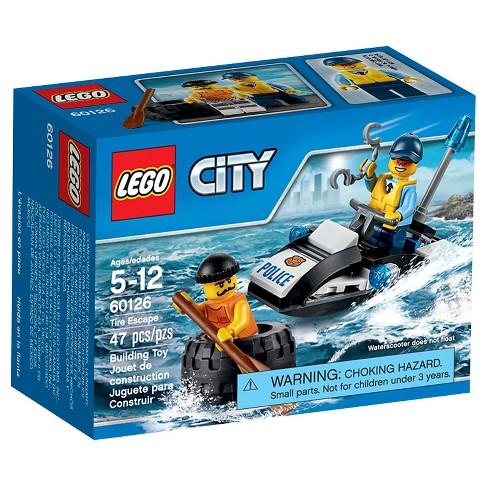 LEGO® City Police Tire Escape 60126 - image 1 of 4