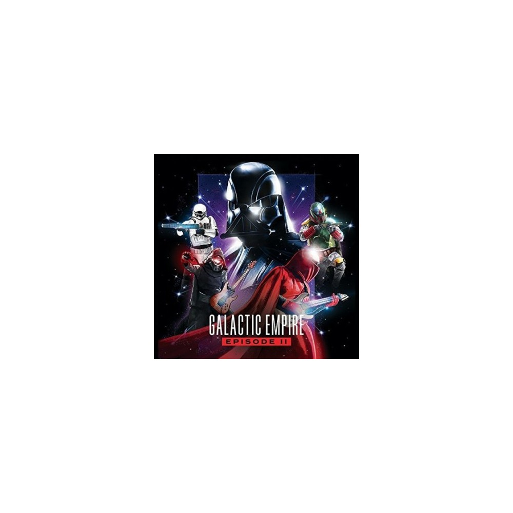 Galactic Empire - Episode Ii (Vinyl)
