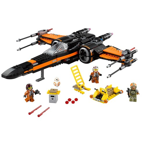 Lego Star Wars Poes X Wing Fighter 75102 Target