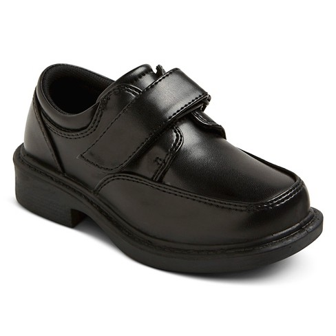 French Toast Toddler Boys' Mike Jr Loafers - Black - image 1 of 3