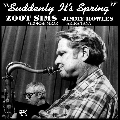Zoot sims - Suddenly it's spring (Vinyl) - image 1 of 1