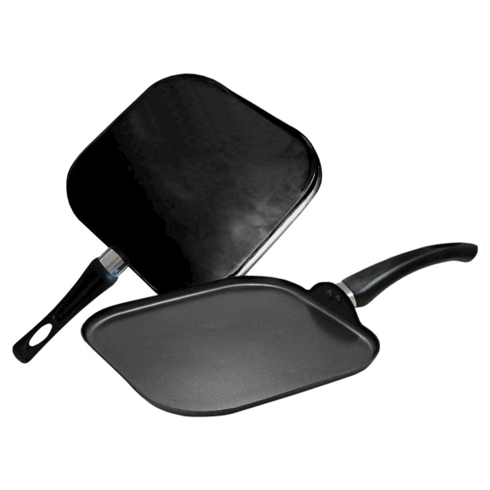 Gourmet Chef Nonstick Square Griddle