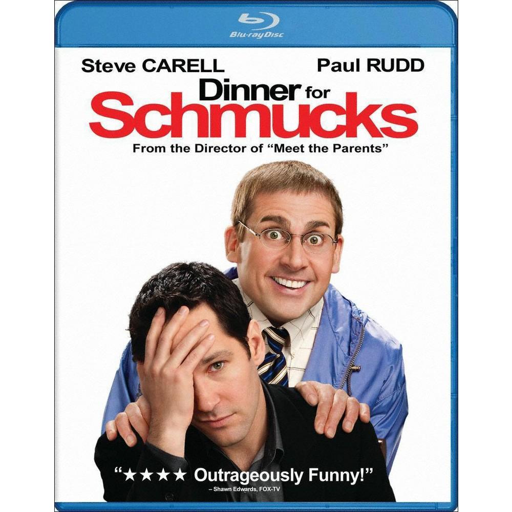 Dinner for Schmucks (Blu-ray)