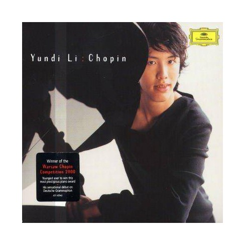 Yundi Li - Chopin Recital (CD) - image 1 of 1