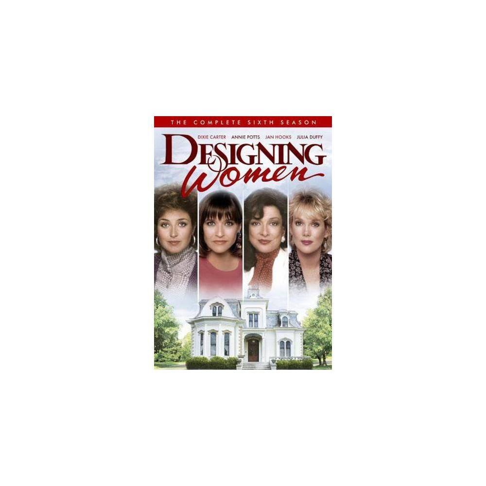 Designing Women: The Complete Sixth Season (Dvd)